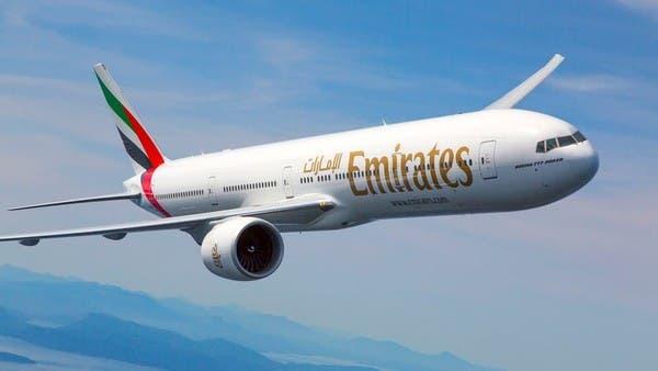 """طيران الإمارات تطلق الـ """"سفر دون تلامس"""" لركابها من دبي"""
